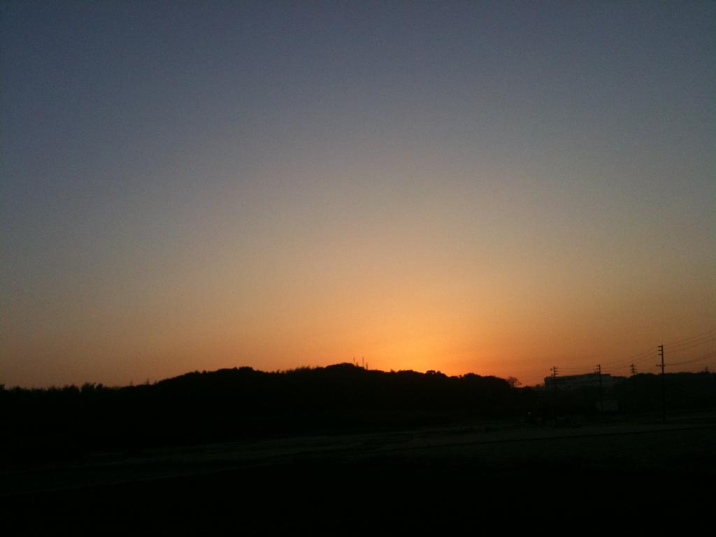 【スローライフ】朝靄は知識の香り