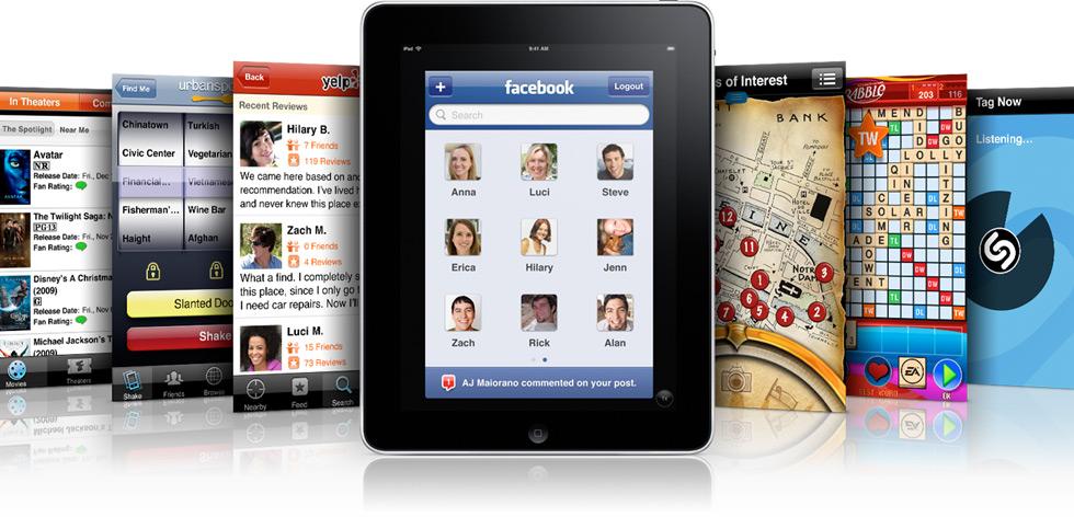 【PC&Gadget】Apple iPadはKindleなど意識していない